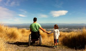 NZ Spinal Trust and the hope factor