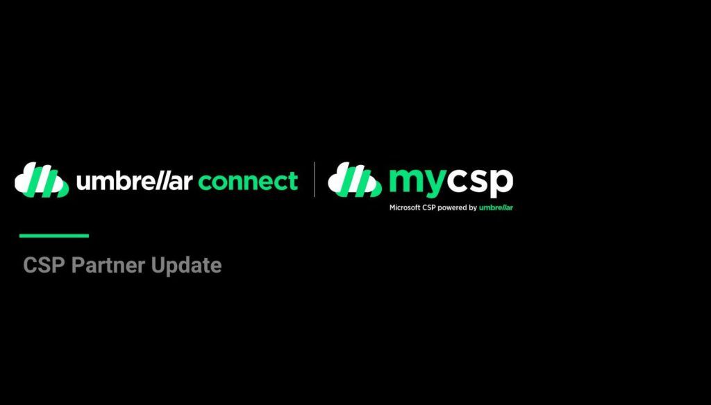 February MyCSP Partner Update