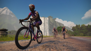 Meet Zwift, the app that will get you back on your bike in no time at all